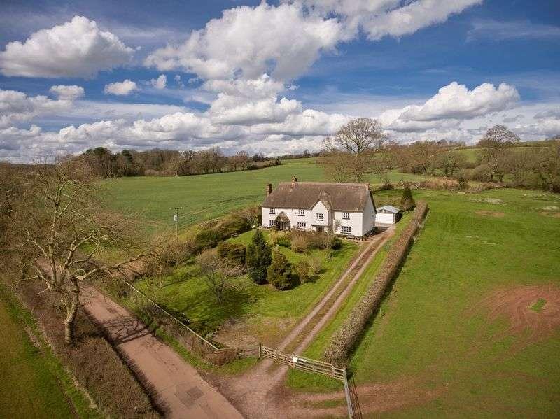 6 Bedrooms Detached House for sale in Westacott, Shobrooke
