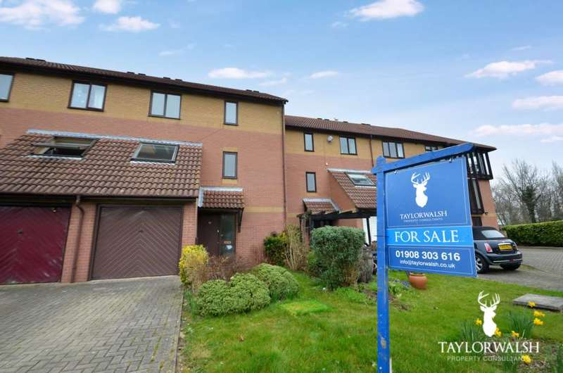4 Bedrooms Town House for sale in Woodley Headland, Woughton Marina