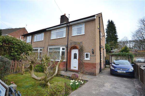 3 Bedrooms Semi Detached House for sale in Springwood Drive, Chorley, Chorley
