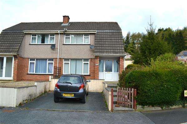 3 Bedrooms Semi Detached House for sale in Nash Avenue, Carmarthen
