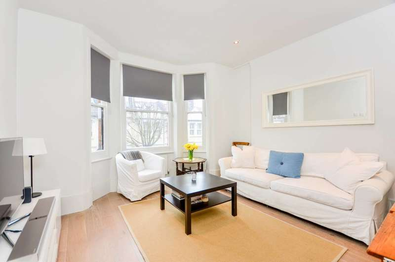 1 Bedroom Flat for sale in Kingwood Road, Fulham, SW6