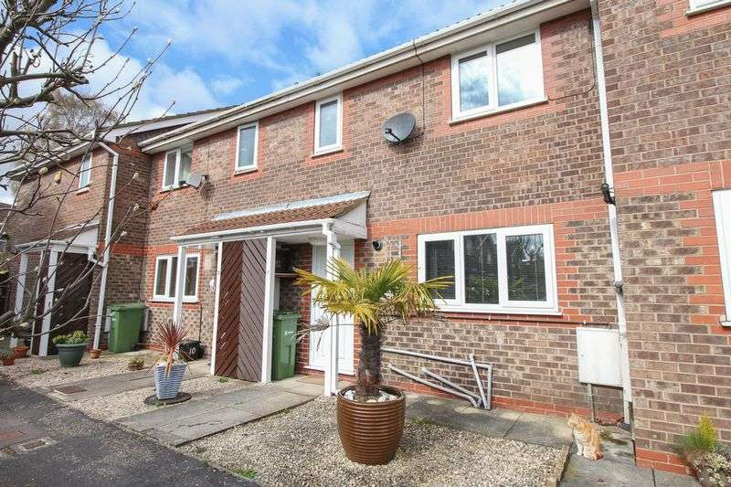 2 Bedrooms Terraced House for sale in Chase Side Court, York