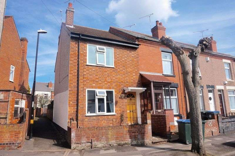 2 Bedrooms Terraced House for sale in Hollis Road, Coventry