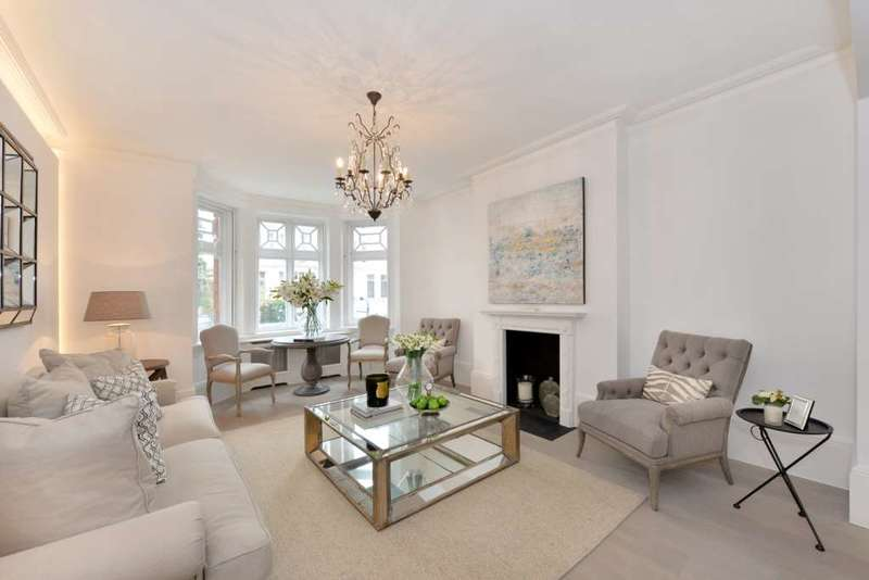 3 Bedrooms Apartment Flat for sale in Abingdon Villas, London W8