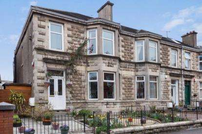 4 Bedrooms Terraced House for sale in Dinmont Road, Glasgow, Lanarkshire