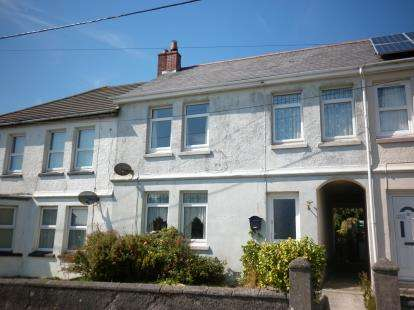 3 Bedrooms Terraced House for sale in Roche, St. Austell, Cornwall
