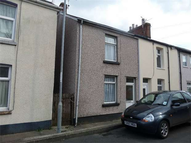 2 Bedrooms End Of Terrace House for sale in Broad Street, Griffithstown, Pontypool