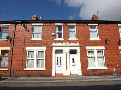 3 Bedrooms Terraced House for sale in Talbot Road, Penwortham, Preston, Lancashire
