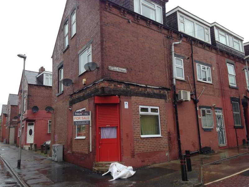 3 Bedrooms End Of Terrace House for sale in Burley Lodge Road, Leeds, West Yorkshire, LS6