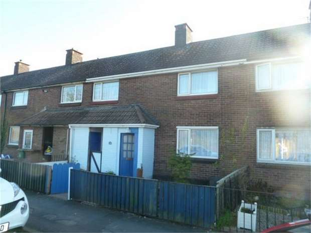3 Bedrooms Terraced House for sale in Waterworks Street, Immingham, Lincolnshire