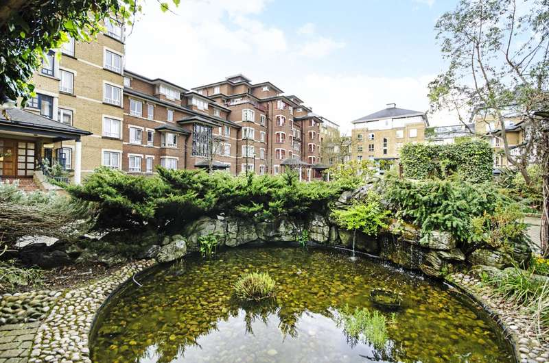 2 Bedrooms Flat for sale in Admiral Walk, Maida Vale, W9