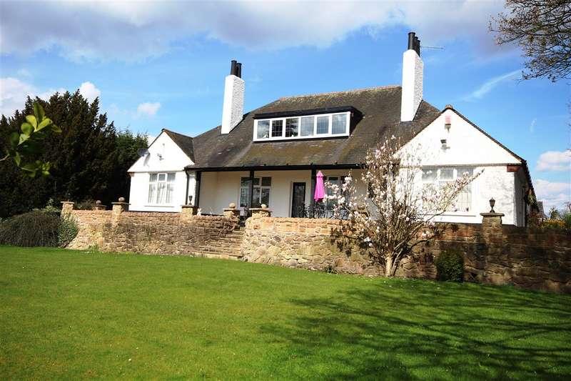 4 Bedrooms Detached House for sale in Birdcroft Lane, Ilkeston