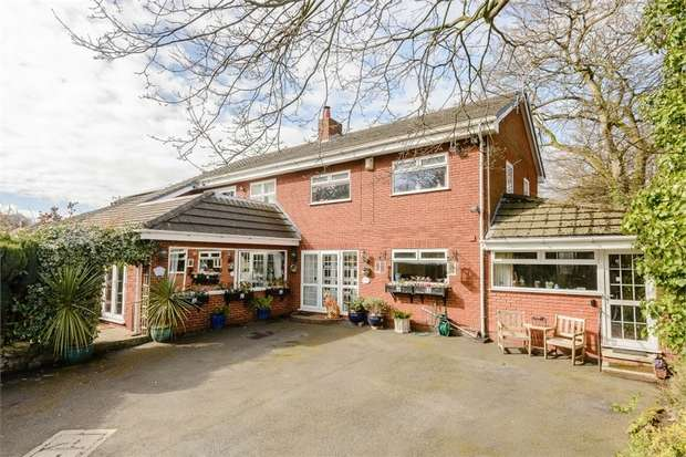 5 Bedrooms Detached House for sale in Speke Road, Woolton, Liverpool, Merseyside