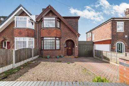 3 Bedrooms Semi Detached House for sale in Paddock Lane, Failsworth, Manchester, Failsworth