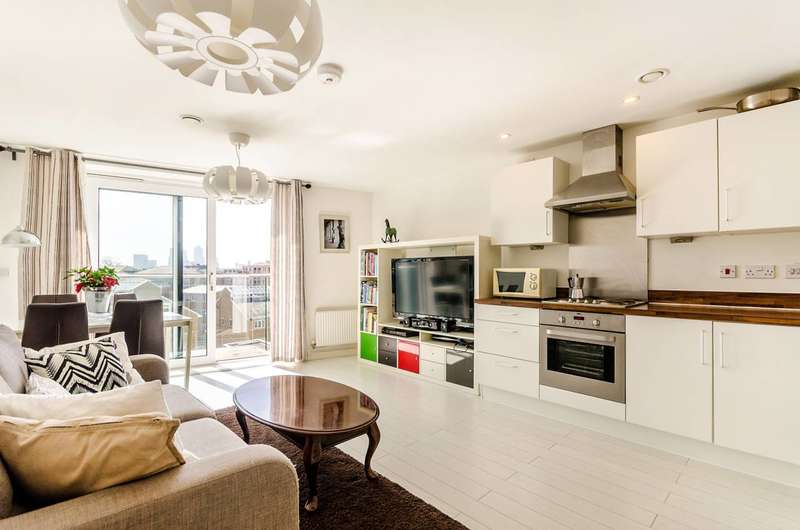 2 Bedrooms Flat for sale in E3, Bow, E3