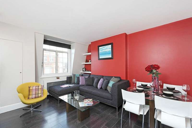 2 Bedrooms Apartment Flat for sale in Harrowby Street, Marylebone, London, W1H 5PQ