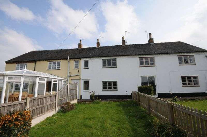 2 Bedrooms Cottage House for sale in Anslow Road, Needwood
