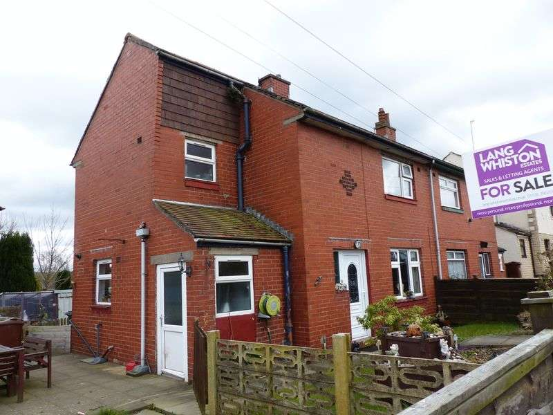 3 Bedrooms Semi Detached House for sale in Brandon Crescent, High Crompton
