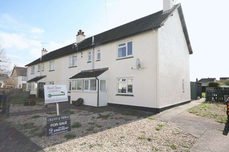 3 Bedrooms Terraced House for sale in Townsend, Williton