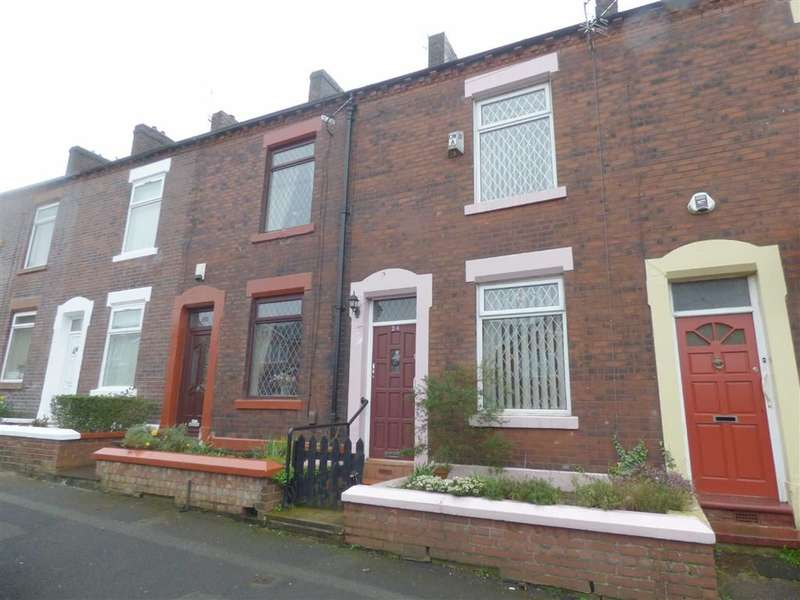 2 Bedrooms Property for sale in Redgrave Street, Greenacres, OLDHAM