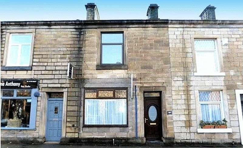 2 Bedrooms Terraced House for sale in Bolton Road North, North Ramsbottom