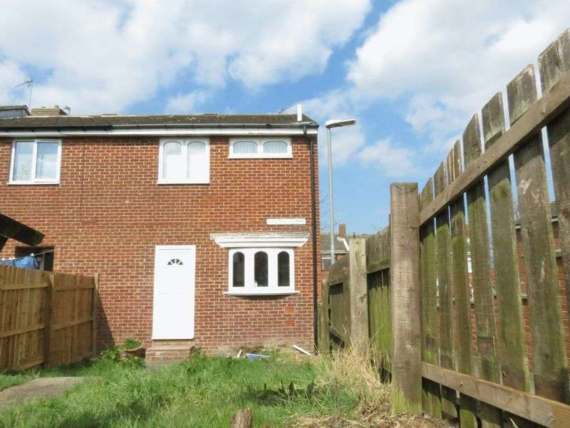 2 Bedrooms Terraced House for sale in Dodds Close, Wheatley Hill