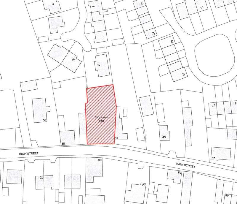 Land Commercial for sale in High Street, Burringham