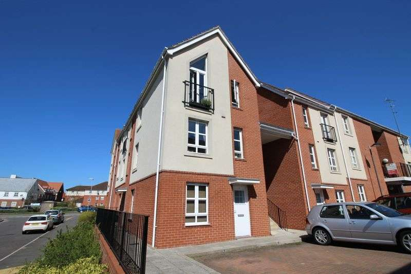 2 Bedrooms Flat for sale in Stark Way, Carlton Boulevard, Lincoln