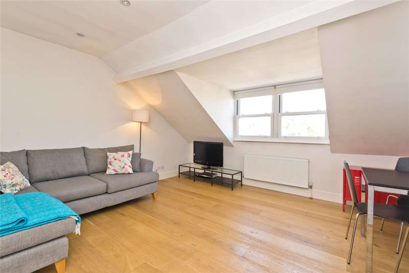 2 Bedrooms Flat for sale in Ridgway, Wimbledon Village, London, SW19
