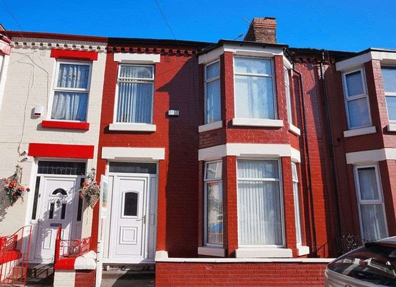 4 Bedrooms Terraced House for sale in Blantyre Road, Wavertree, Liverpool, L15