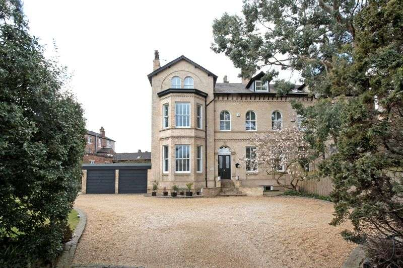 6 Bedrooms Semi Detached House for sale in The Firs, Bowdon