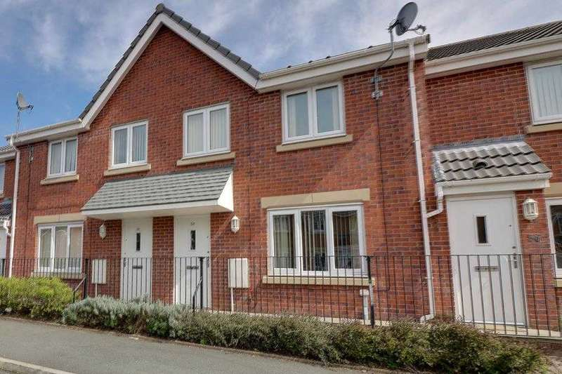 2 Bedrooms Mews House for sale in Jethro Street, Bolton