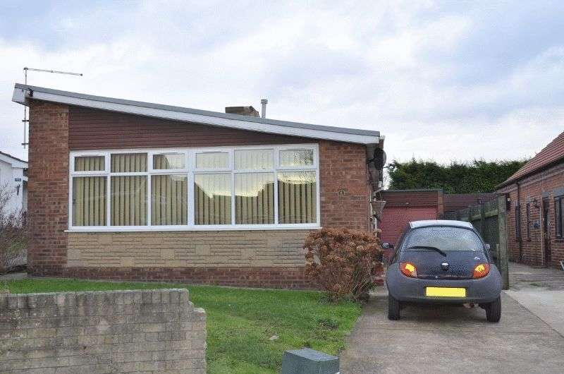 3 Bedrooms Detached Bungalow for sale in St Andrews Avenue, Yaddlethorpe