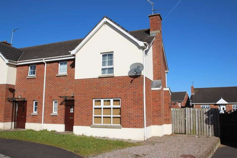 3 Bedrooms Semi Detached House for sale in 66 Moyraverty Meadows, Craigavon