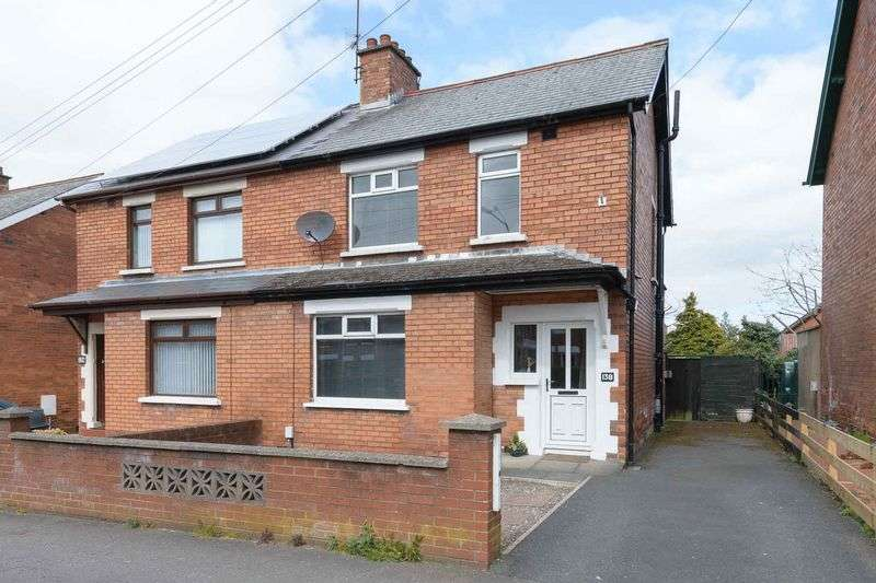 3 Bedrooms Semi Detached House for sale in 138 Holywood Road, Belfast, BT4 1NY