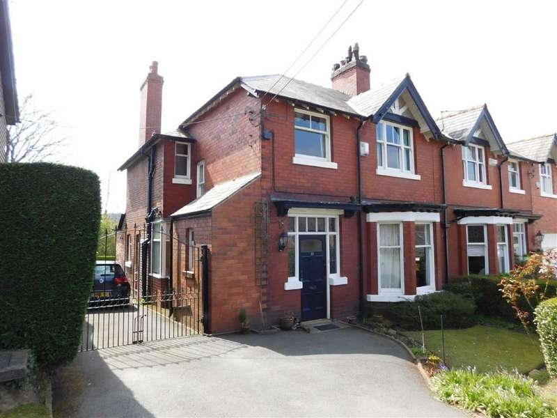 4 Bedrooms Property for sale in Townscliffe Lane, Marple Bridge, Stockport