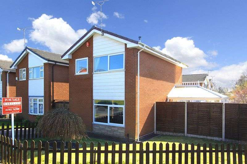 3 Bedrooms Detached House for sale in BRADMORE, Bayston Avenue