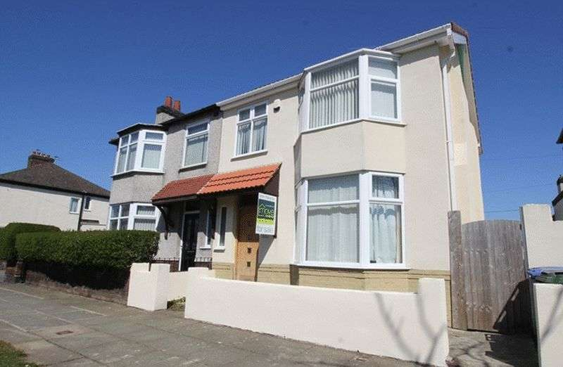 4 Bedrooms Semi Detached House for sale in Lance Lane, Wavertree, Liverpool, L15