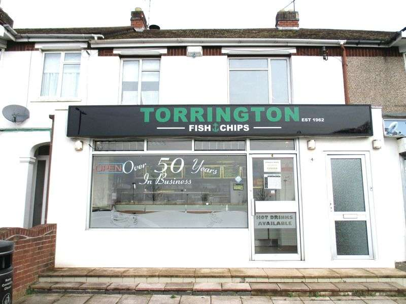 Property for sale in Traditional leasehold fish and chip shop