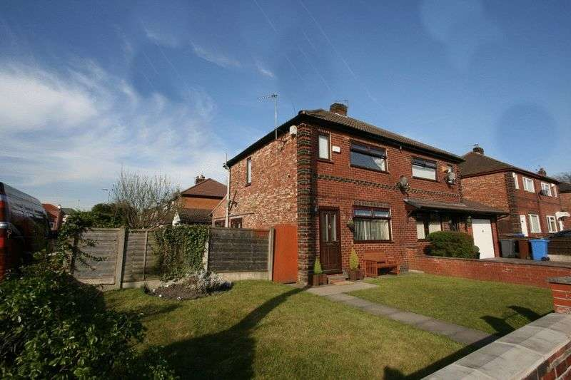 2 Bedrooms Semi Detached House for sale in Beech Grove, Little Hulton Manchester