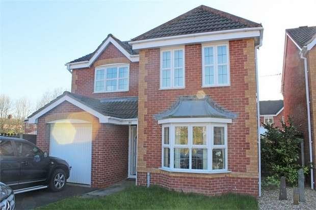4 Bedrooms Detached House for sale in Park Close, Ribbleton, Preston, Lancashire