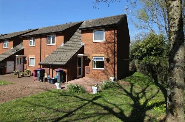 2 Bedrooms Flat for sale in School Court, Oak Street, CWMBRAN