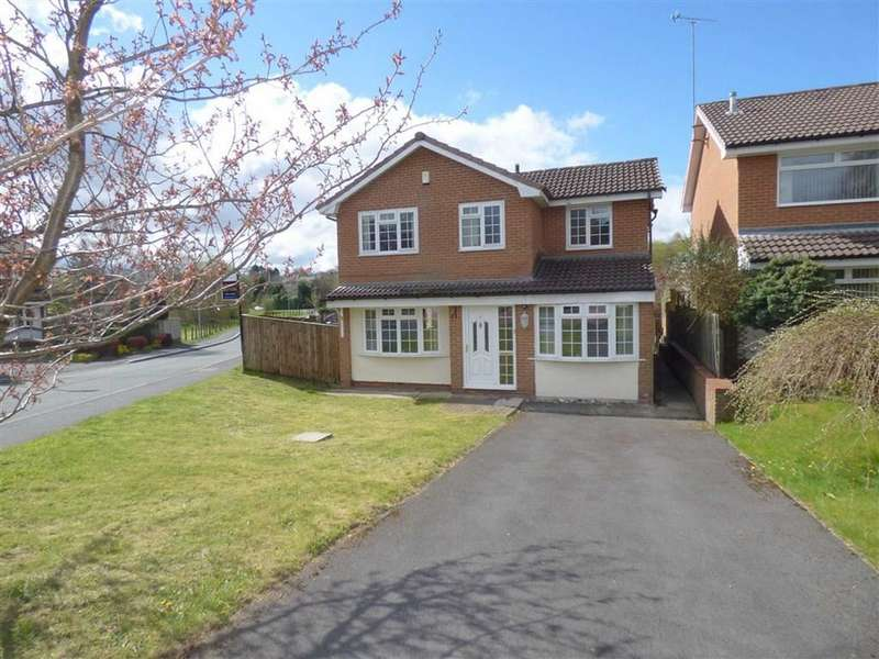 3 Bedrooms Property for sale in Saxwood Close, Norden, Rochdale, Lancashire, OL12