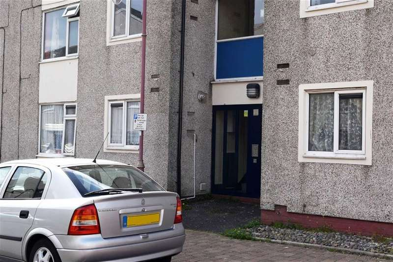 1 Bedroom Flat for sale in Anson Street, Barrow In Furness, Cumbria