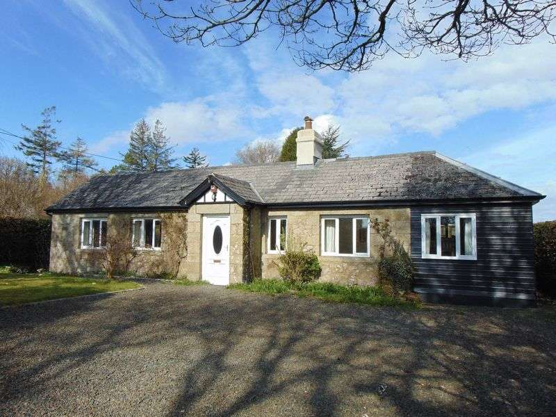 3 Bedrooms Detached Bungalow for sale in Throwleigh