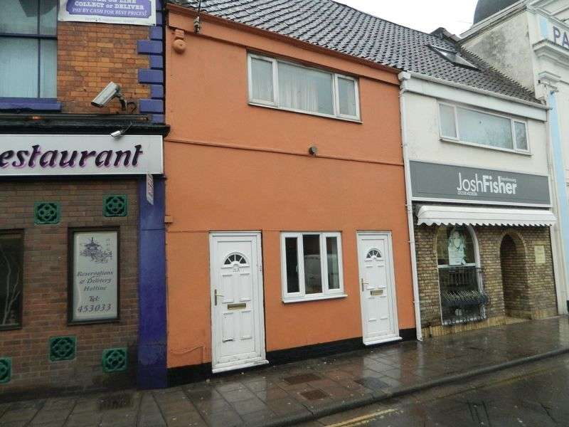 2 Bedrooms Terraced House for sale in High Street, Bridgwater