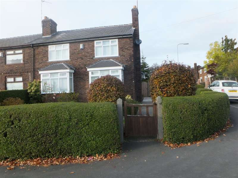 3 Bedrooms Semi Detached House for sale in Wood Lane, Prescot