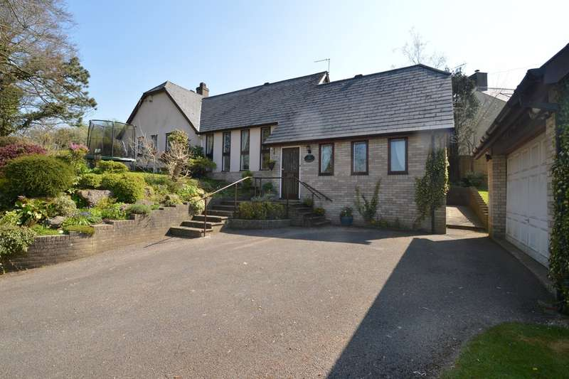 4 Bedrooms Detached House for sale in The Orchard, Primrose Hill, Cowbridge, Vale fo Glamorgan, CF71 7DU