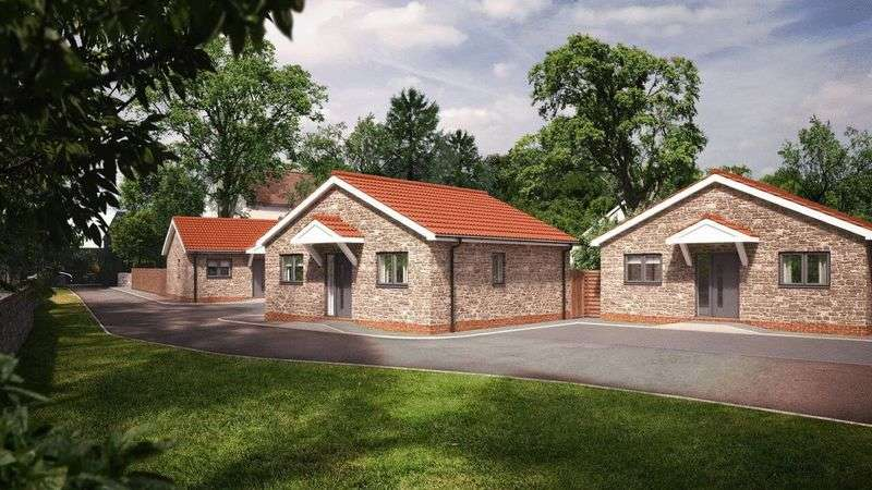 2 Bedrooms Detached Bungalow for sale in Plot 4 - New home on the fringe of Nailsea town