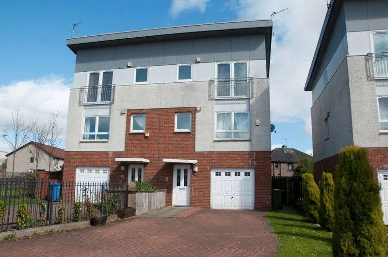 4 Bedrooms Semi Detached House for sale in 3 Old Brewery Lane, Alloa, FK10